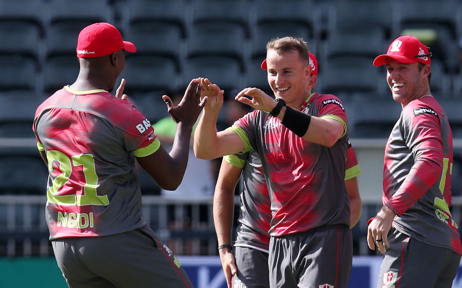 Sixth successive defeat for Jozi Stars