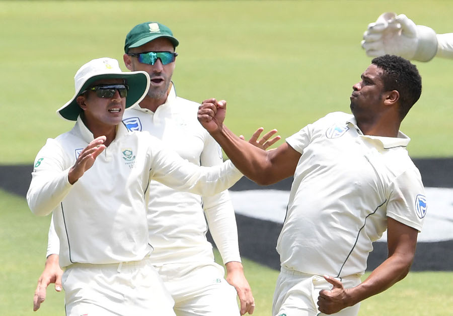 Friday's 15 wickets leave Proteas on top