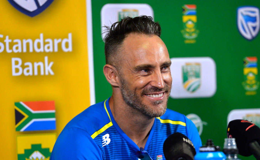 New captaincy role for Faf du Plessis - SA Cricket Mag