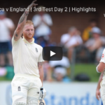 Highlights: England take control in PE
