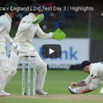 Highlights: De Kock fights back