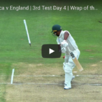 Highlights: England edge closer to victory