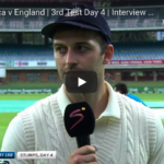 Watch: Wood excited to be back in the England team