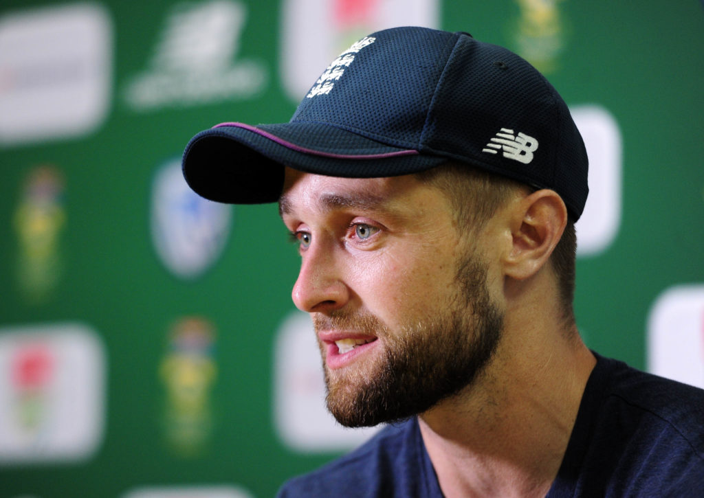 Woakes ponders spectator-less cricket