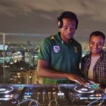 Rabada explains love for music