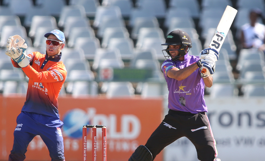 All-round Maharaj downs Cobras