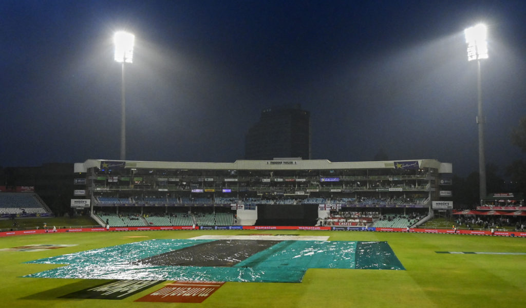 Rain washes out second ODI