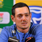 Watch: De Kock expects fierce contest