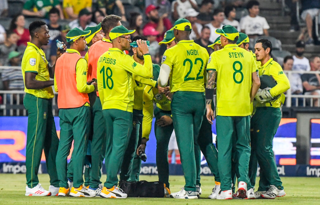 Proteas bowl first at Newlands