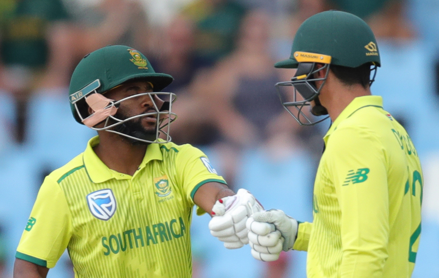 Proteas bat first in second T20I