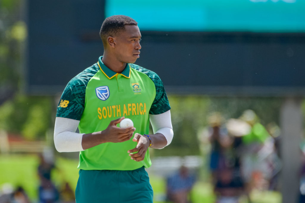 Ngidi receives huge backing by former black players