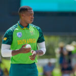 Ngidi happy to be leading the attack