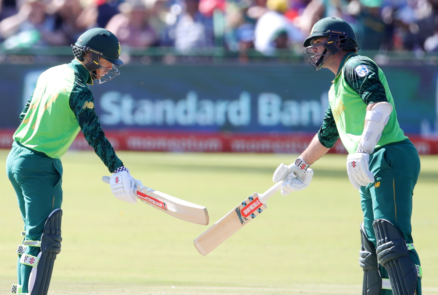 Proteas complete whitewash over Aussies