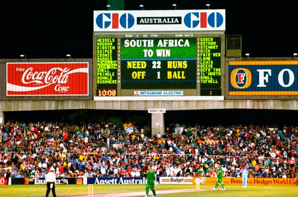 On This Day: SA's ridiculous exit of 1992 WC