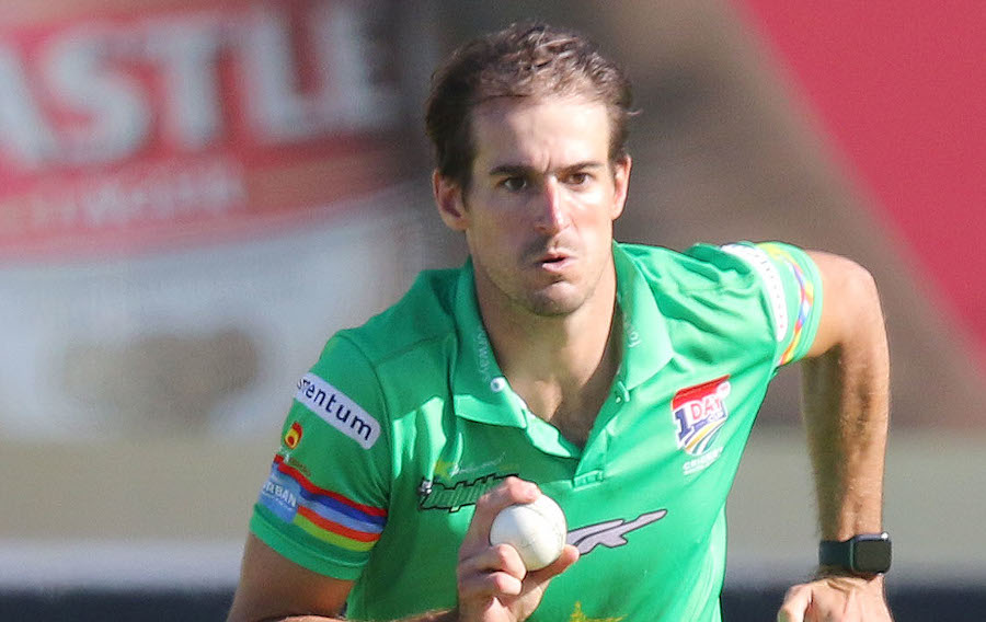 Dupavillon in line for Proteas debut
