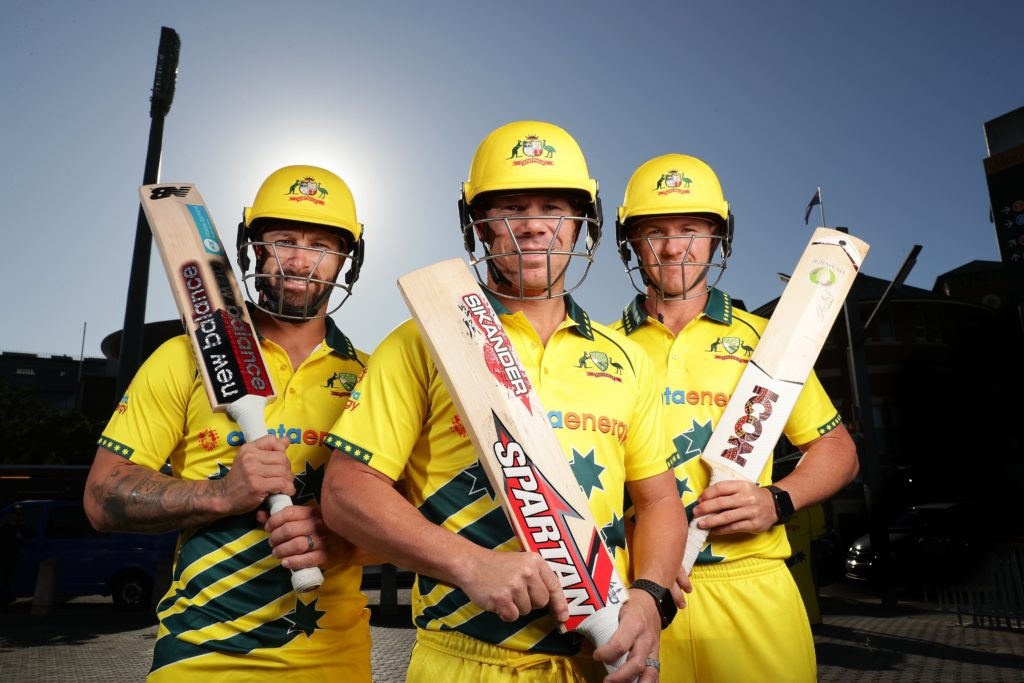 Aussies, NZ go retro for ODI series