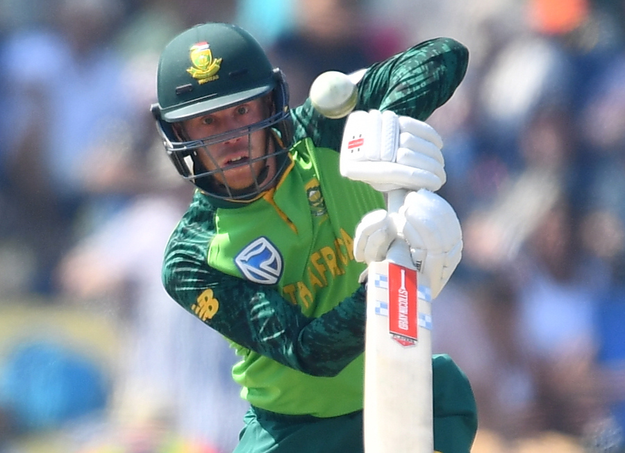 PAARL, SOUTH AFRICA - FEBRUARY 29: Kyle Verreynne of South Africa during the 1st ODI match between South Africa and Australia at Eurolux Boland Park on February 29, 2020 in Paarl, South Africa. (Photo by Ashley Vlotman/Gallo Images)