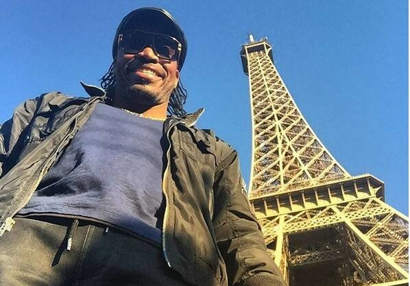 Cricket's connection to the Eiffel Tower