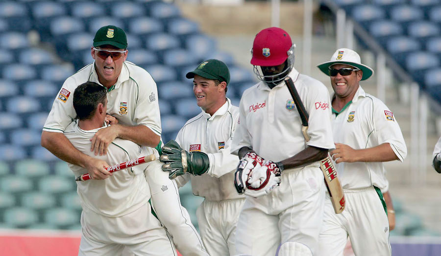 Five of the best: Proteas vs West Indies