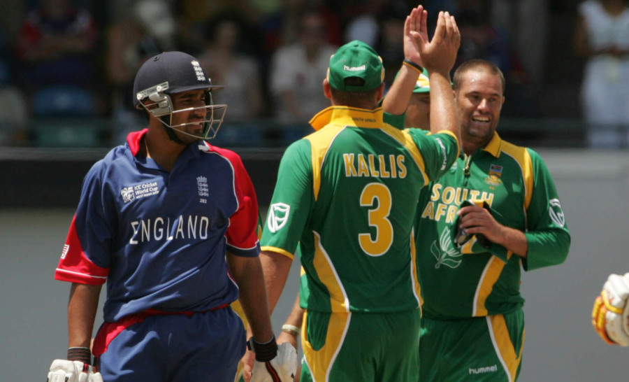 Remembering Hall's World Cup five-for
