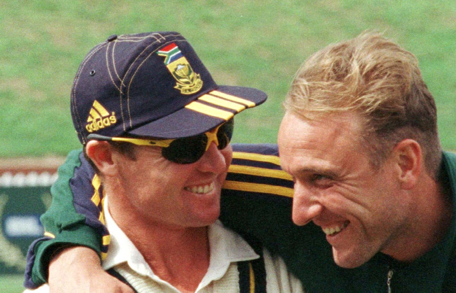 Donald remembers battle with Cullinan