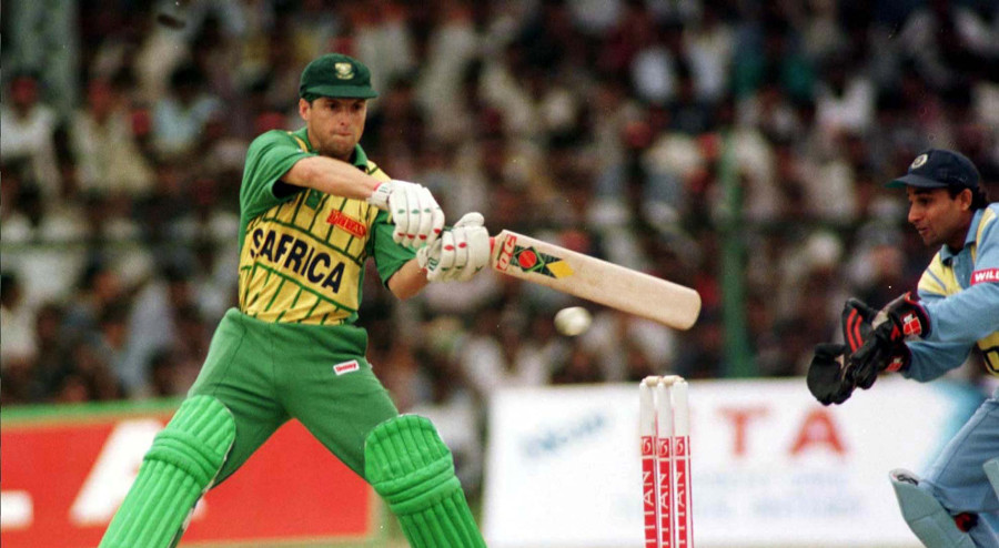 The best of Kirsten's six ODI tons in 1996