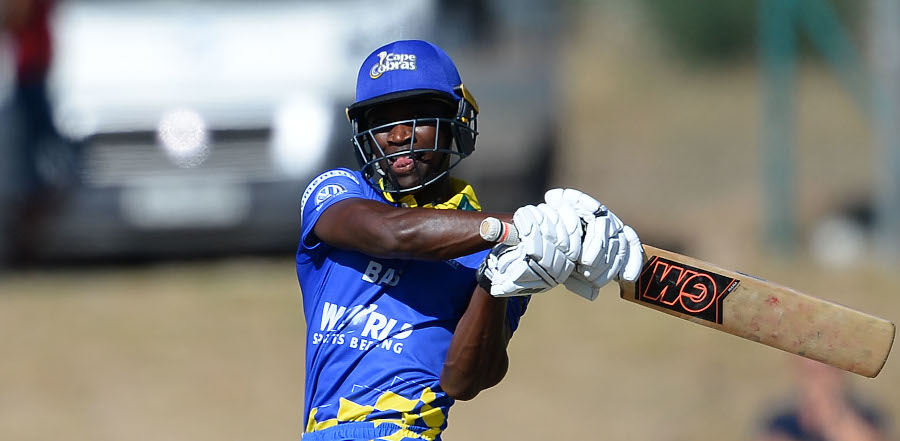 Provincial contract for Cobras batsman