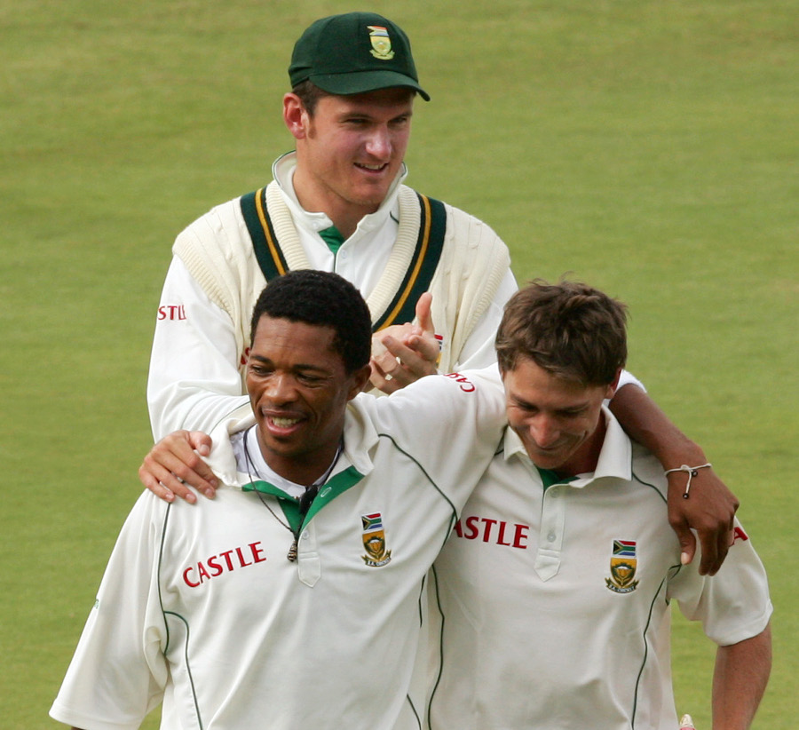 Remembering Steyn's first Test five-for