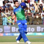 Rilee Rossouw in the PSL