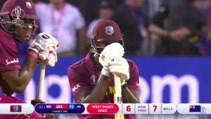Windies vs New Zealand
