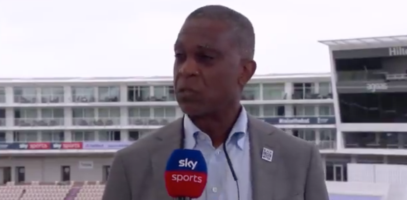Watch: Michael Holding sends powerful #BLM message - SA Cricket Mag