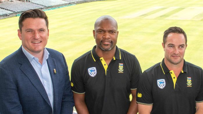 Smith, Nkwe and Boucher