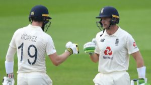 Woakes and Buttler