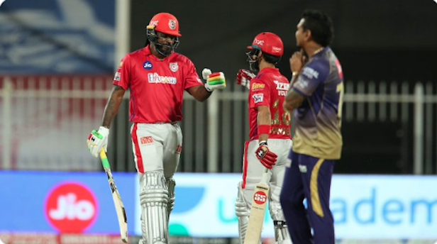 Kings XI Punjab make it five wins in a row