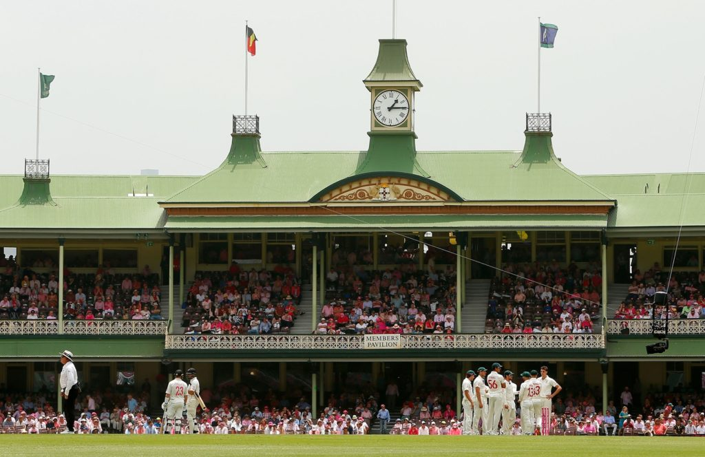 SCG green lighted for third Test