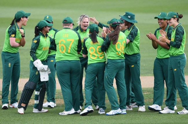 Proteas Women back in action