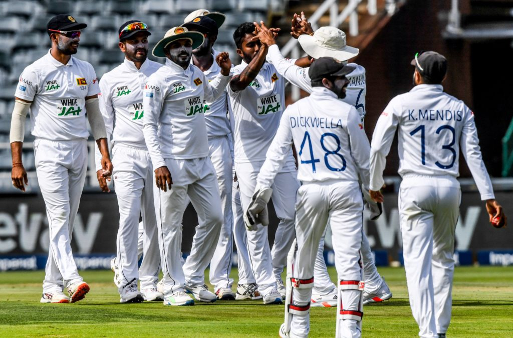 Lunch: Sri Lanka rebound after poor start