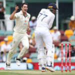 India struggle after Aussies stutter
