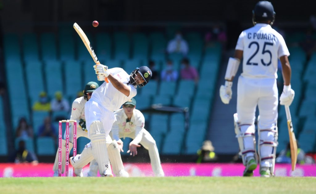 India defiant as Pant excels
