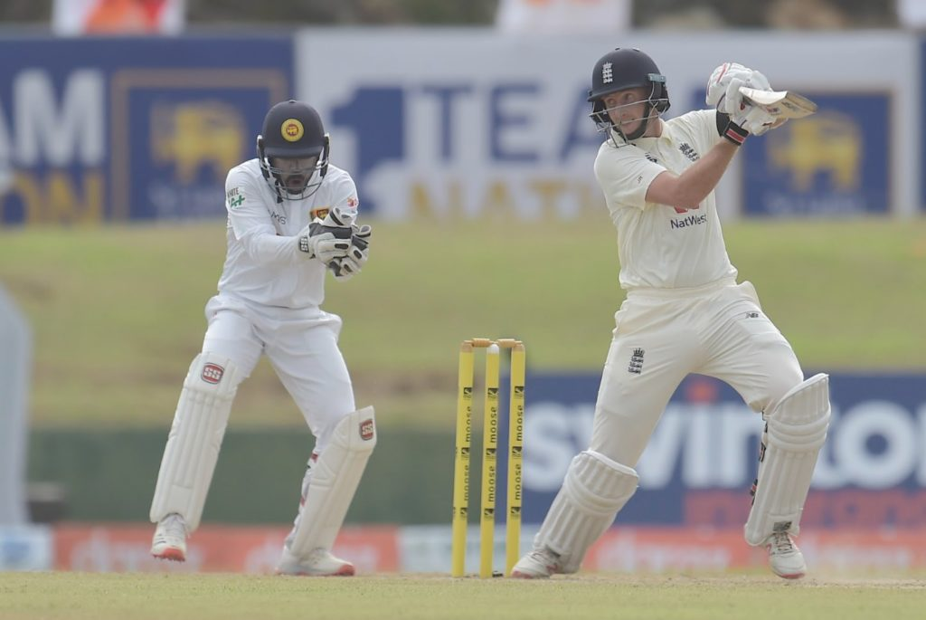 England cruise as Root hits hundred