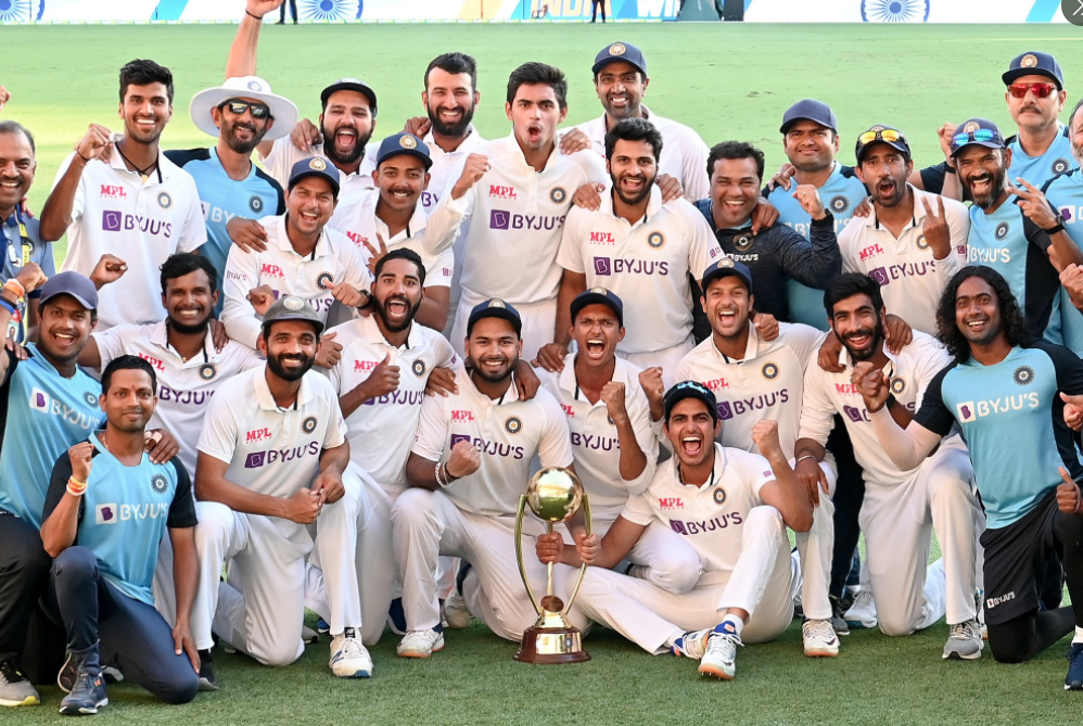 Stats & facts: The figures behind India's famous win