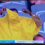 On the lighter side: Comical fan moment at Lord's