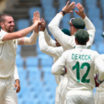 A throwback to a glorious past as Proteas seamers shine