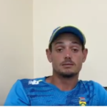 Watch: De Kock's dry answer to question