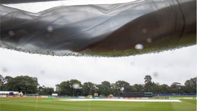 Ireland's first ODI against South Africa abandoned