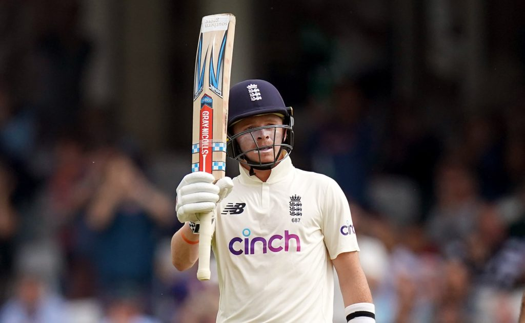 Pope, Woakes edge England ahead of India in fourth Test