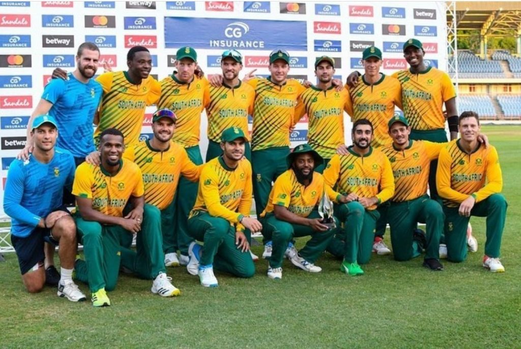 Proteas series win West Indies