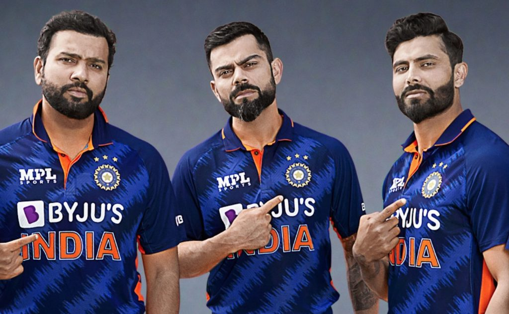 India T20 World Cup kit